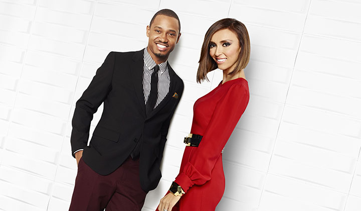 Giuliana-Rancic-y-Terrence-Jenkins-Red-Carpet